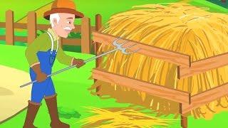 детские стишки Старый Макдональд имел ферму  Учите русский детский стишок