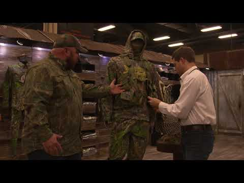 NOMAD MG Turkey Vest | New Turkey Hunting Gear | Mossy Oak At NWTF 2018