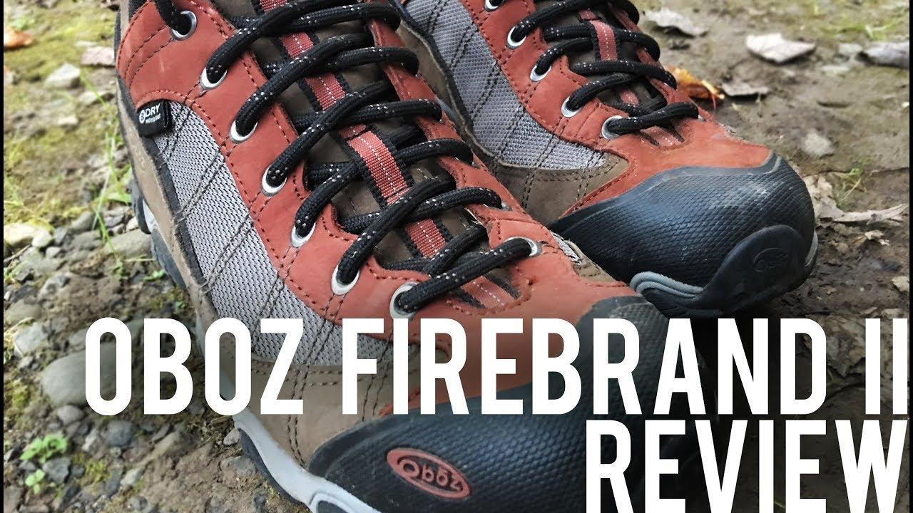 9b376e001bd BEST SHOE EVER? OBOZ Firebrand II - SHOE REVIEW