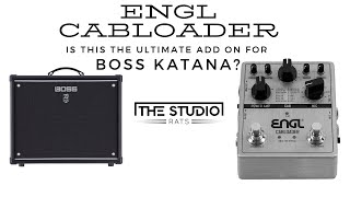 ENGL CABLOADER - Is this the ultimate add on for a BOSS Katana?
