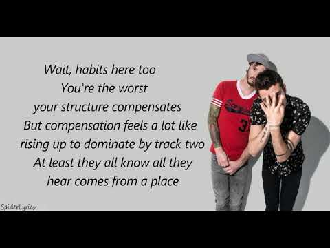 Twenty One Pilots - Levitate (Lyrics)