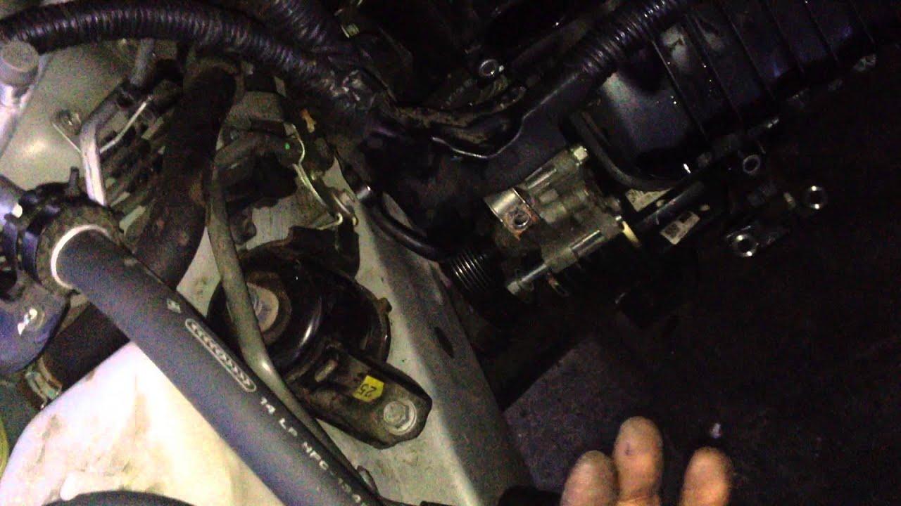2006 Scion Tc Engine Removal Blown Headgasket Youtube 2005 Diagram