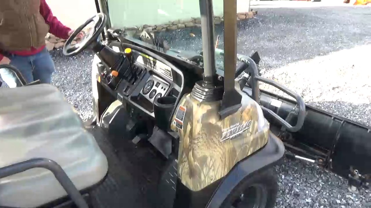 2011 kubota rtv1140 cpx 4x4 side by side with snow plow for sale youtube. Black Bedroom Furniture Sets. Home Design Ideas