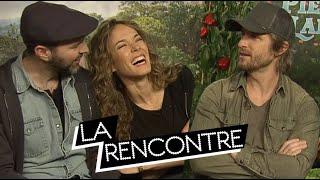 Pierre Lapin - INTERVIEW Philippe Lacheau, Élodie Fontan & Julien Arruti