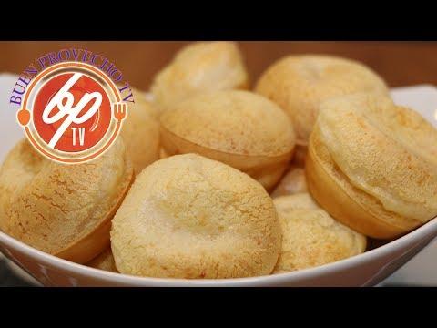Pão De Queijo Brazilian Cheese Bread Pan De Queso - Subtitled Sustitulado