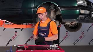 Как и кога се сменя Външен накрайник на VW GOLF III (1H1): видео урок