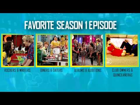 Austin & Ally Wiki Awards 2013 Episode Division Nominees