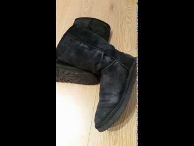 Revive Dye Worn Old Ugg Boots No Water Quick And Easy Way To Make Them Look New You