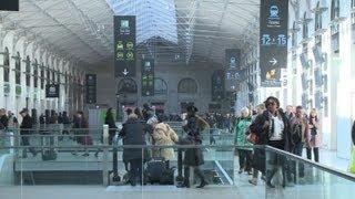 La gare Saint Lazare fait peau neuve