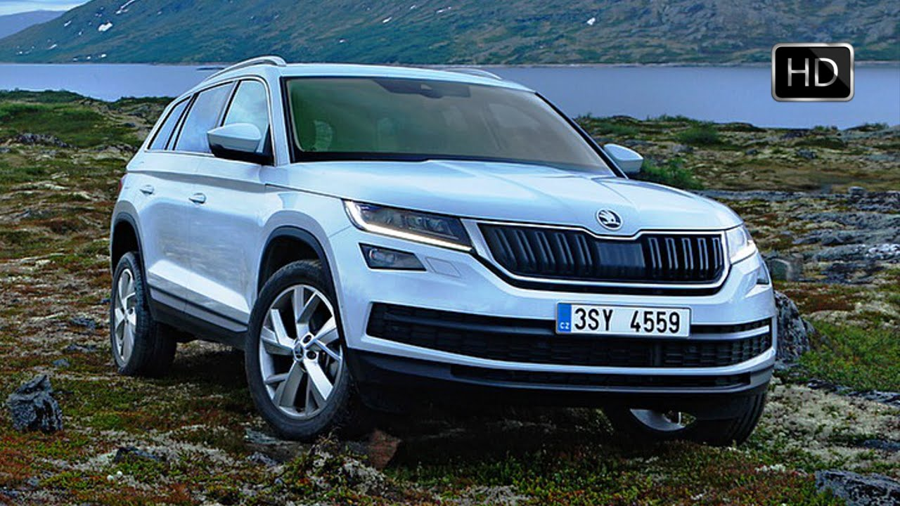 2017 skoda kodiaq 4x4 suv exterior design off road test drive hd video youtube. Black Bedroom Furniture Sets. Home Design Ideas