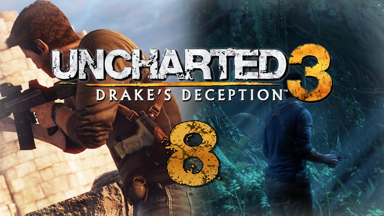 Uncharted 3: Oszustwo Drake'a [#8] - Odwroty i powroty ...