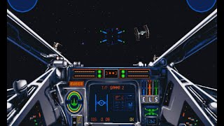 Star Wars X-Wing (1998) with Rogue Squadron Music