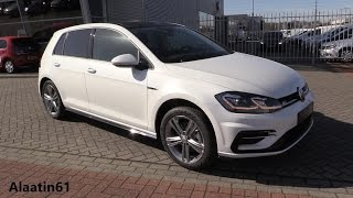 2017 Volkswagen Golf R Line In Depth Review Interior Exterior 2018