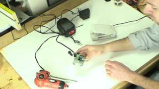 Part 1 - Motorized Router Lift Wiring - Introduction And Overview