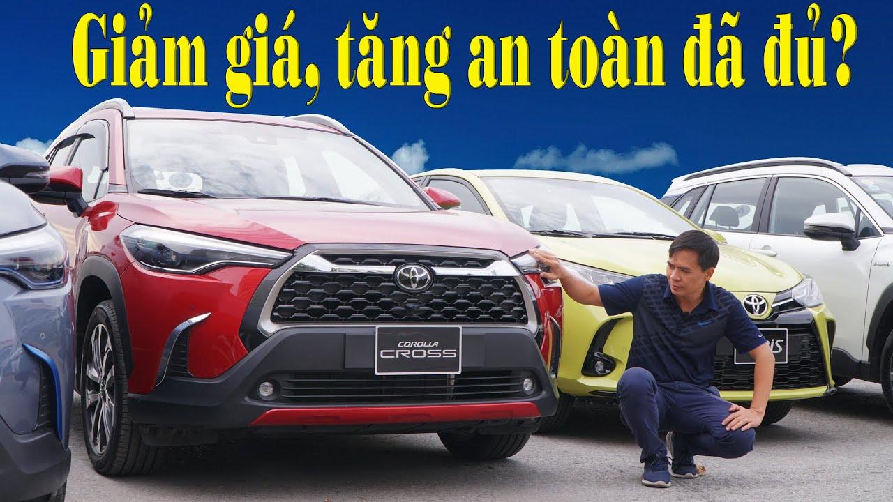 Giải mã 'cơn mưa' xe Toyota mới vào Việt Nam: Giảm giá, tăng an toàn đã đủ ?