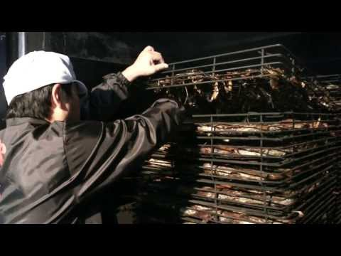 Making of Dried Bonito