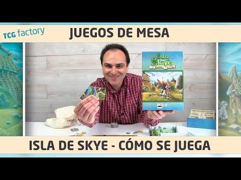 isla-de-skye---reglas-y-cómo-se-juega---juego-de-mesa