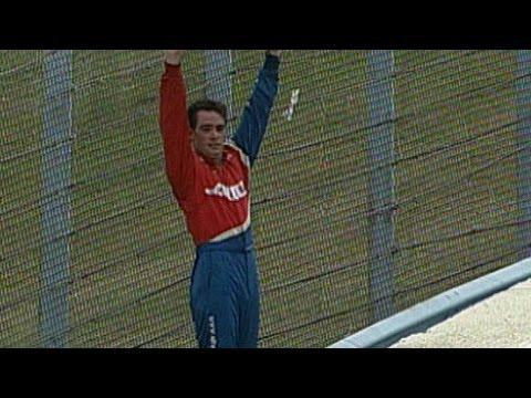 Jimmie Johnson Loses His Brakes at Watkins Glen, 2000. Of...