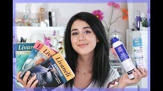 Ağustos Favorilerim | Kitap Önerileri ve Yeni Saçım | 2017