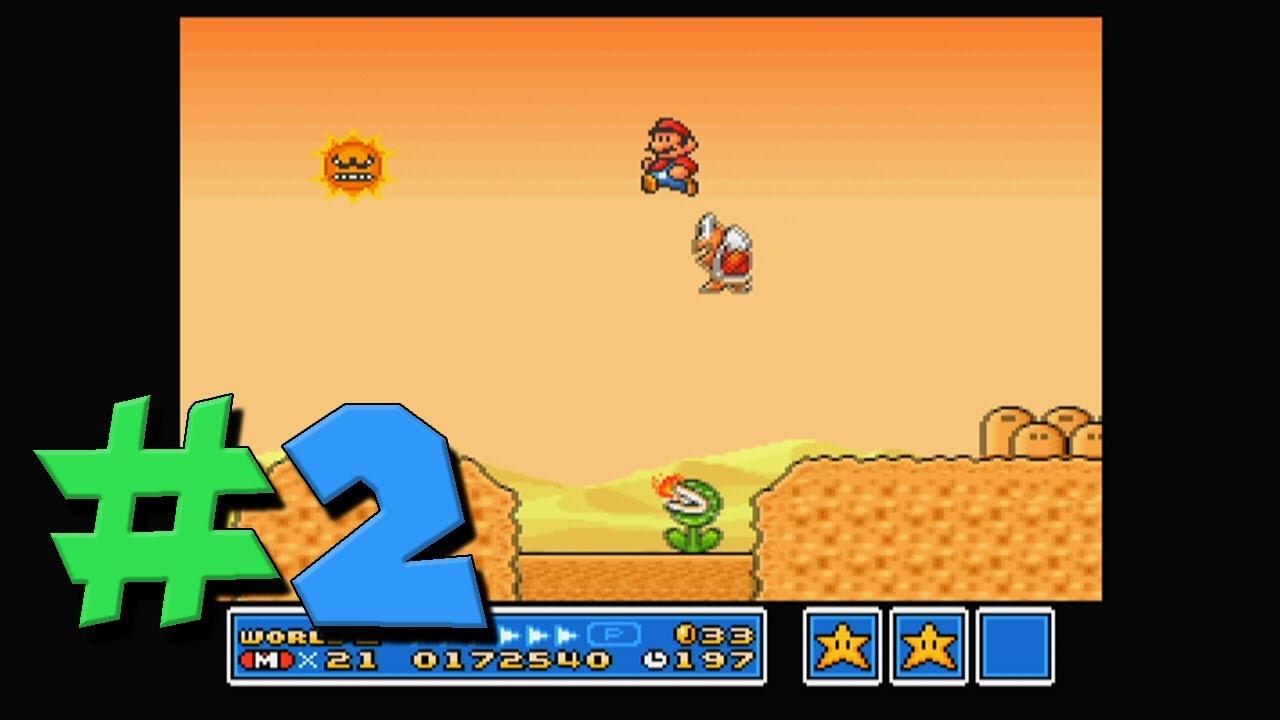 Let S Play Super Mario Bros 3 Part 2 That Evil Sun Youtube