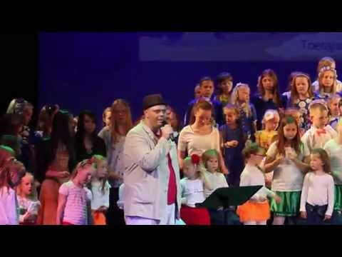 """""""Vihmapiisad"""" - Bonzo ja lapsed - Liikuv laul"""
