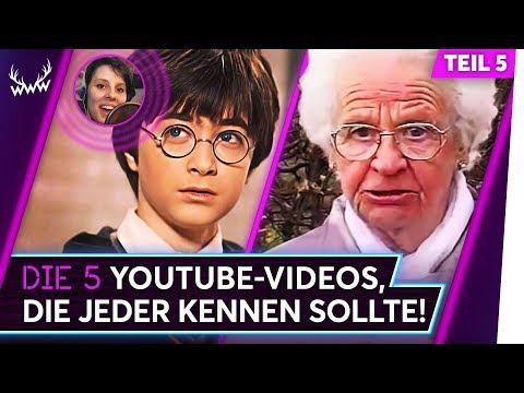 5 YouTube-Videos, die JEDER kennen sollte! - Teil 5 | TOP 5