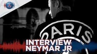 PSGxJORDAN : INTERVIEW NEYMAR JR (BR & FR)