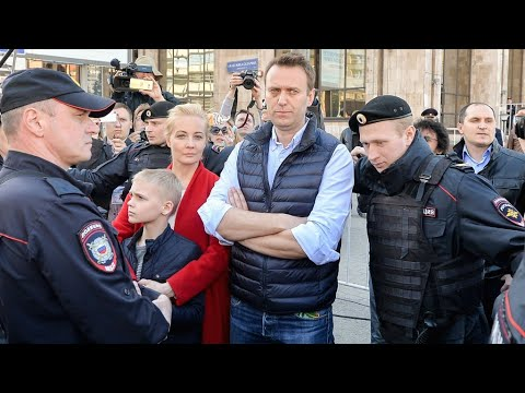 Russia: Why was the opposition leader Alexei Navalny detained?