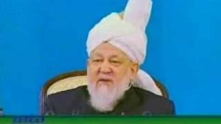 Friday Sermon 28 February 2003.