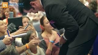 Смотреть видео Конференция  круизного клуба inCruises в Санкт-Петербурге. онлайн