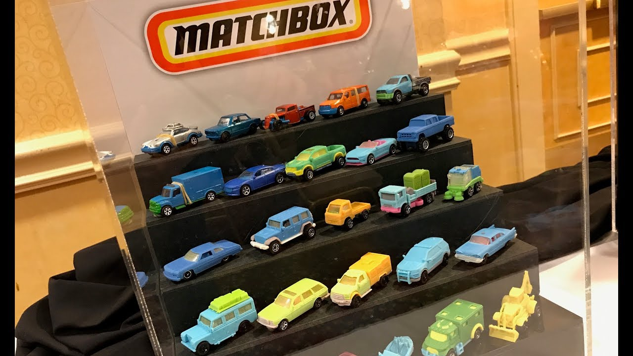 Lamley Quick Look: 2019 Matchbox New Models Previewed at the Matchbox Convention - YouTube