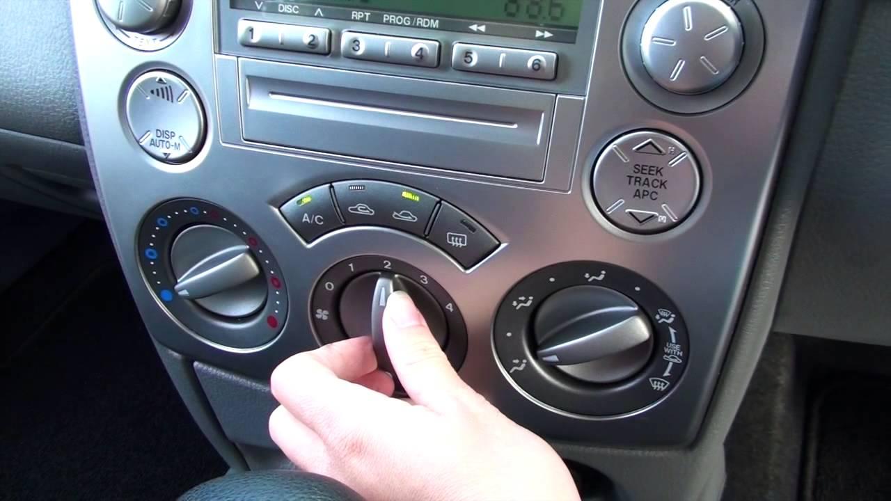Mazda Demio 2006 1 3L Auto
