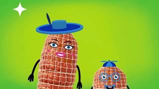 Hochland Kanapkowy animacje - szynka
