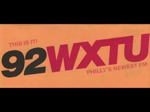WIFI / WXTU 92 Philadelphia - Call letter change - September 12 1983