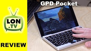 GPD Pocket Tiny 7 Inch Windows / Linux Laptop PC Review