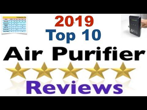 BEST Air Purifier 2016