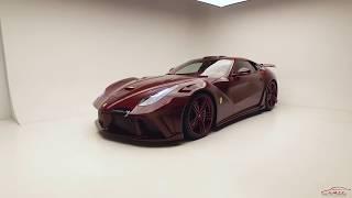 Ferrari F12 La Revoluzione Mansory @ Auto Mystique Car Care (AMCC)