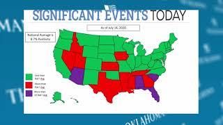 Coronavirus in Oklahoma: More than1,000 new cases