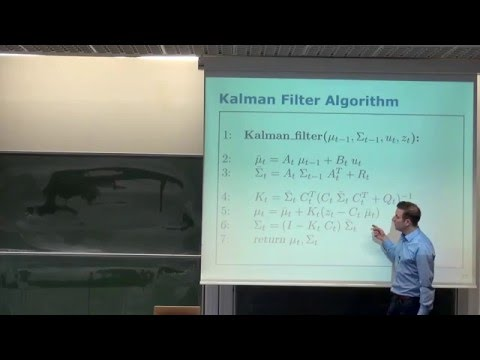 Photogrammetry II - 12 - Kalman Filter and EKF (2015/16)