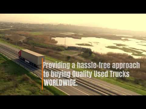 Introducing Walker Movements - Used Truck & Trailer Sales, Worldwide