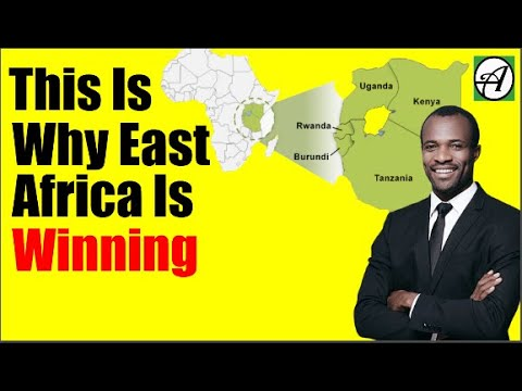 Why East Africa Is The Fastest Growing Region In Africa