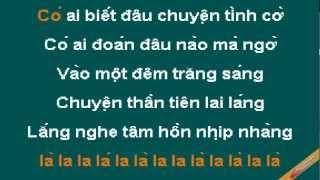Giac Mong Vien Du Karaoke - Thanh Lan - CaoCuongPro