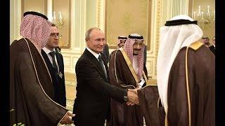 Россия и Саудовской Аравия будут расширять сферы сотрудничества