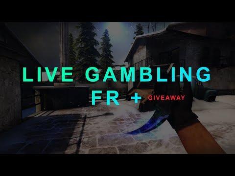 LIVE VGO GAMBLING
