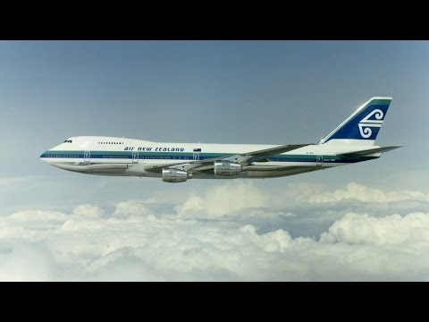 Farewell Queen of the Skies - 747