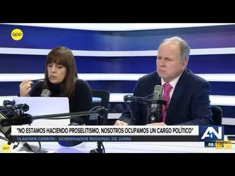 Para Vladimir Cerrón Las Parejas Del Mismo Sexo Deben Besarse En Privado