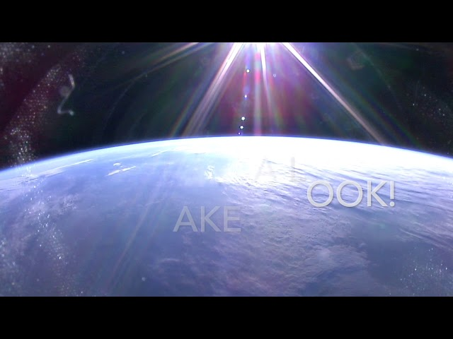 ISS Footage Of Earth! Fake Footage? Flat Earth? YOU DECIDE! Time Lapse Space