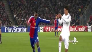Video Gol Pertandingan Basel vs Real Madrid