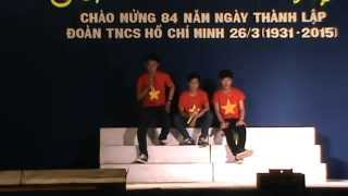 Bài: Quê Hương Tôi sáng tác Khắc Việt lớp 10A2 trường THPT Quang Trung