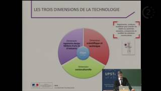 Journées UPSTI 2016 : Intervention de l'IGEN : La discipline Technologie (M. Rage)